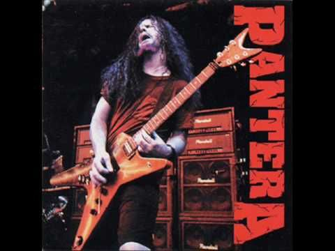 Pantera - Symphony of Destruction (Backing Dave...very rare)