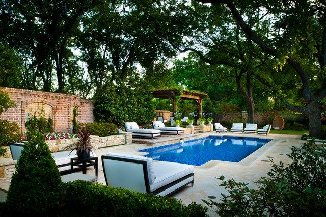 traditional pools - Google Search