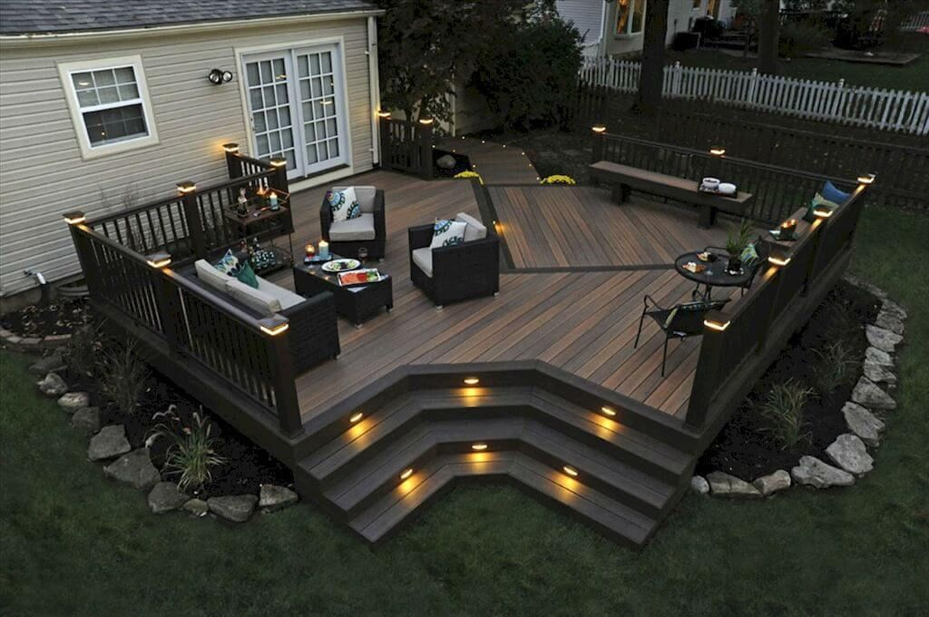 90+ Fantastic Outdoor Seating Ideas for Relaxing daughter