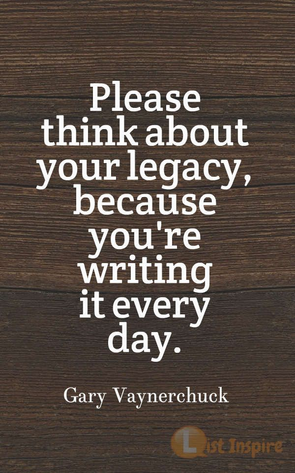 Legacy Quotes Gorgeous 20 The Best Inspirational Quotes  Pinterest  Inspirational Legacy