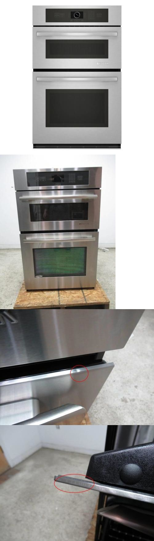 Wall Ovens 71318 Jenn Air 27 Stainless Combination Microwave Oven W Convection Jmw2427ws It Now Only 2099 On Ebay