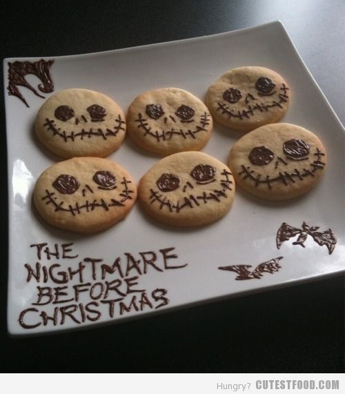 Nightmare Cookies...