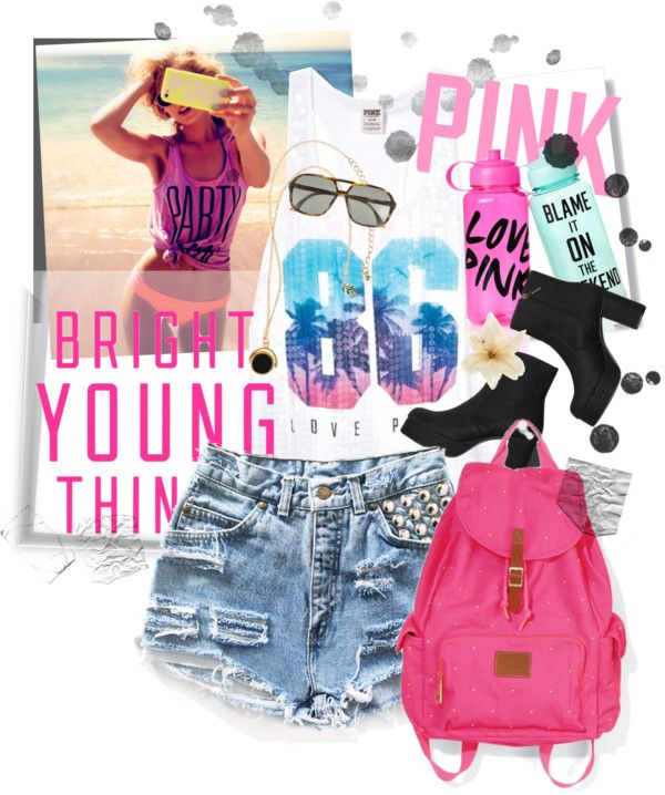"""Bright Young Things"" by jcari ❤ liked on Polyvore"