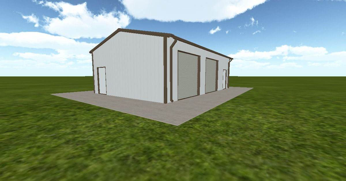Cool 3D #marketing http://ift.tt/1t0gDi4 #barn #workshop #greenhouse #garage #roofing #DIY