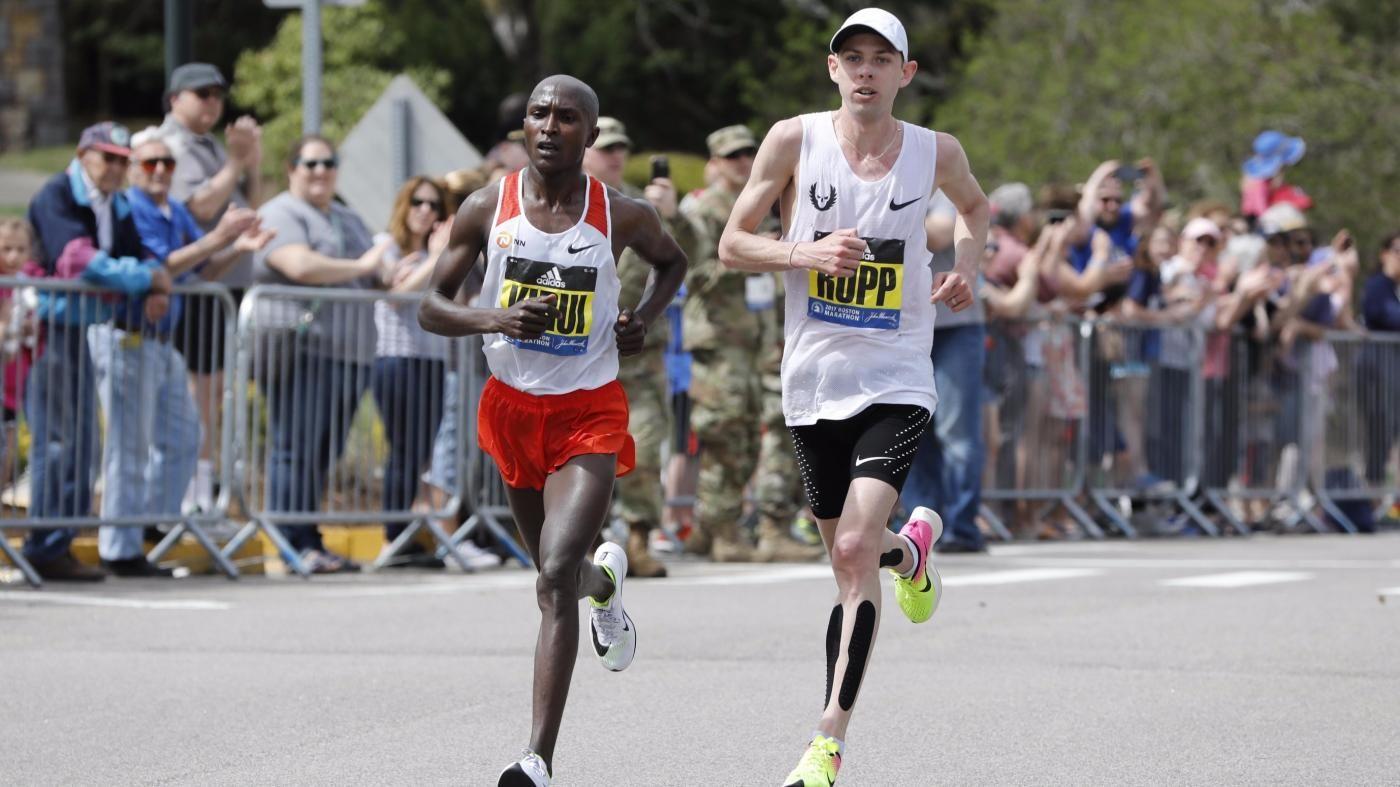 Idea by Ryan Schoenfeld on Running Boston marathon