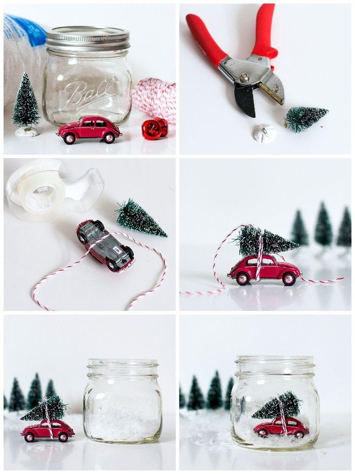 ▷ 1001 + Ideen und Anleitungen zum Thema Basteln zu Weihnachten