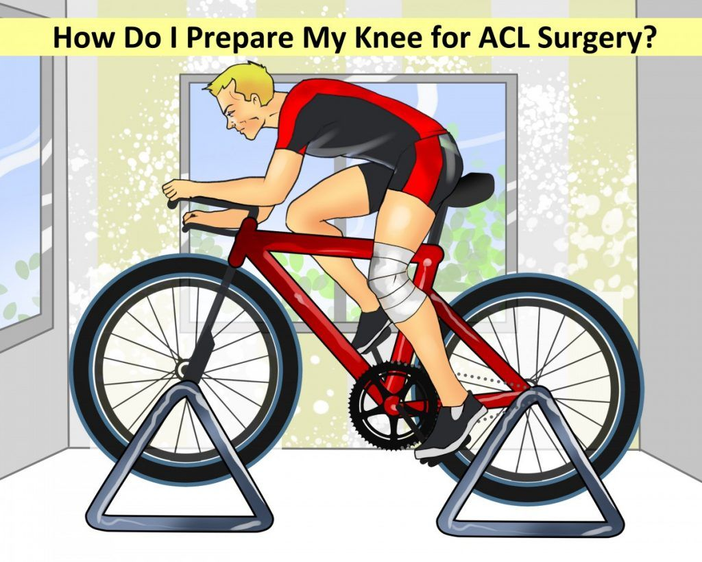 4 Big Acl Prehab Exercises And Goals Before Your Surgery Biking
