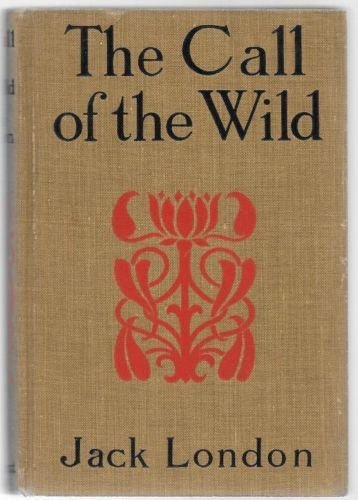 61e95a785bd7 1910 Call Of The Wild by Jack London Illustrated by Goodwin & Bull ...