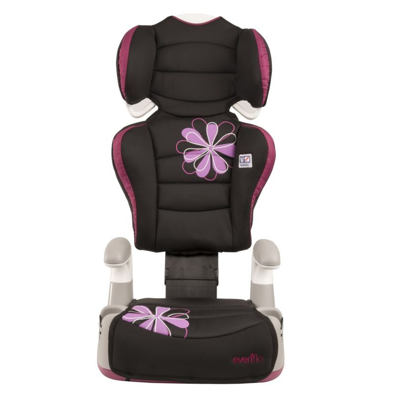 Kid Car Seat Convertible Toddler Safety Booster Chair For Kids Safe Travel