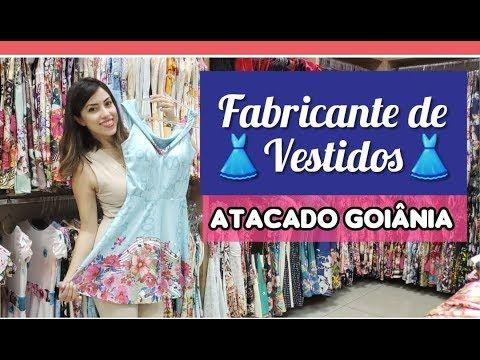 dd0f620cd Fabricante de Vestidos em Goiânia - YouTube Lojas De Roupas Atacado