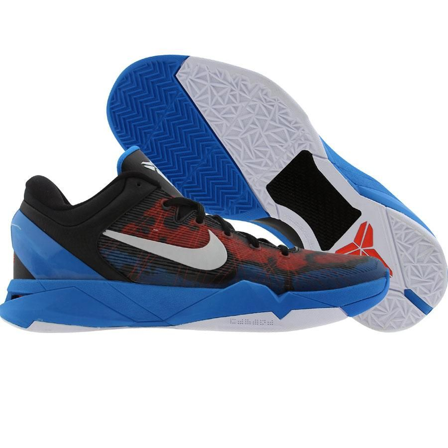 5919fd60bf45 Nike Zoom Kobe 7 System Poison Dart Frog in blue