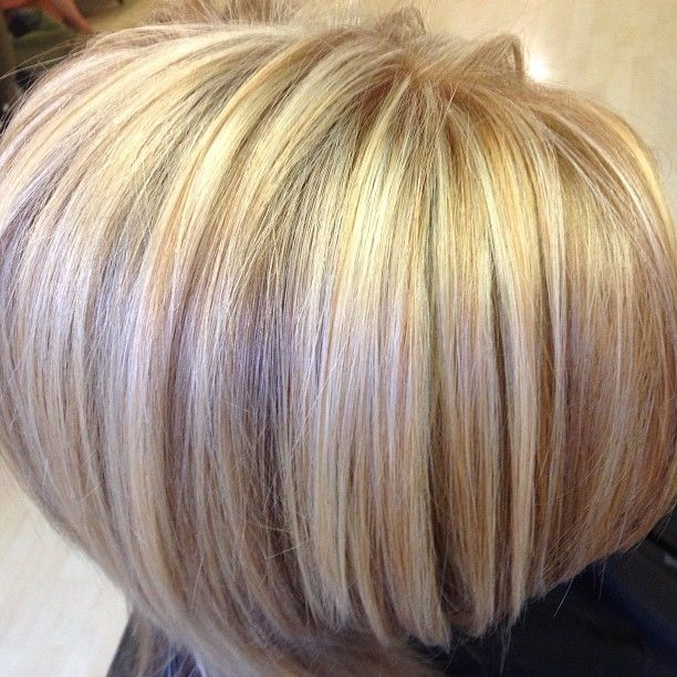 Blonde Highlights Lowlights Hair Pinterest Blondes Low