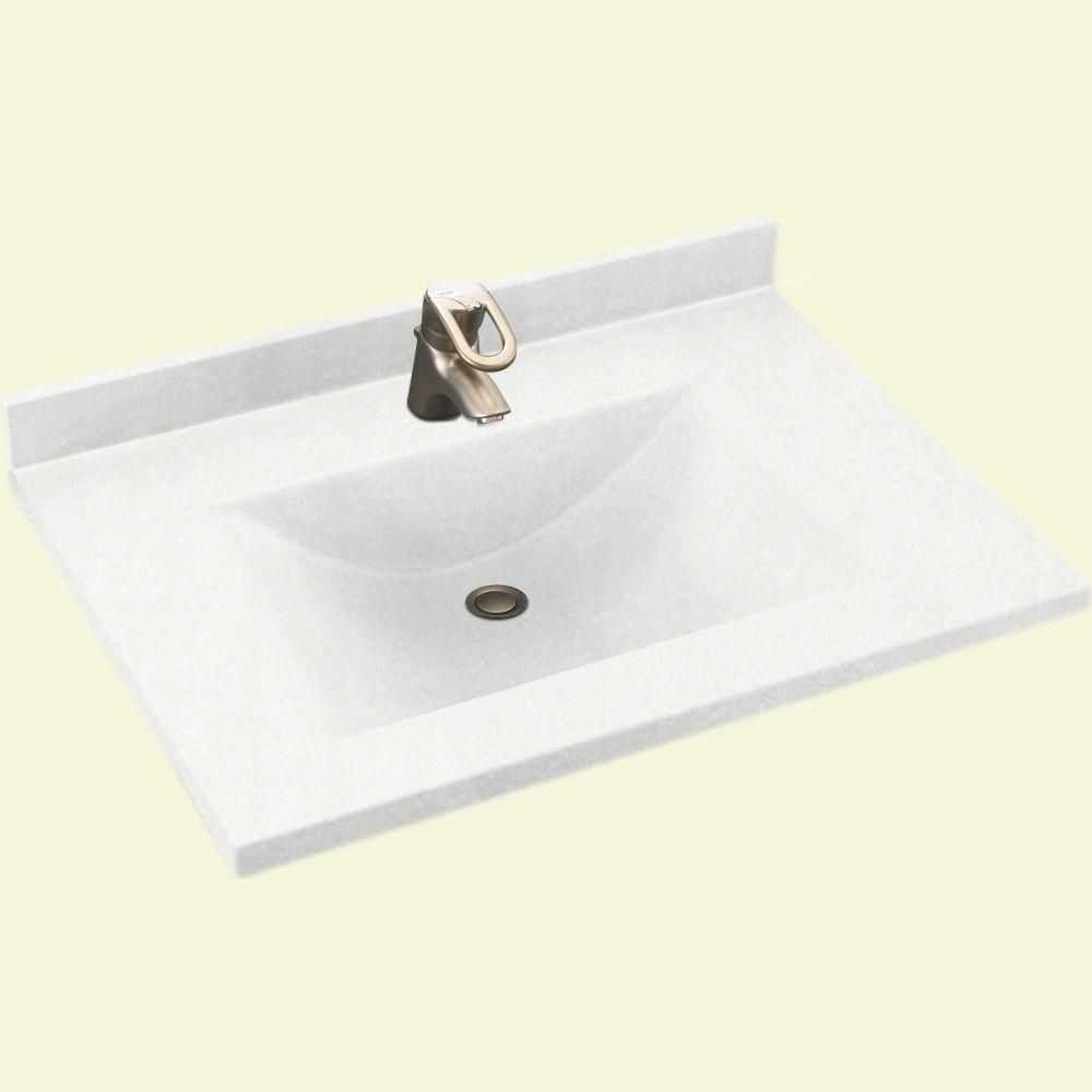 170 Swanstone Contour 31 In W X 22 In D X 10 1 4 In H Solid