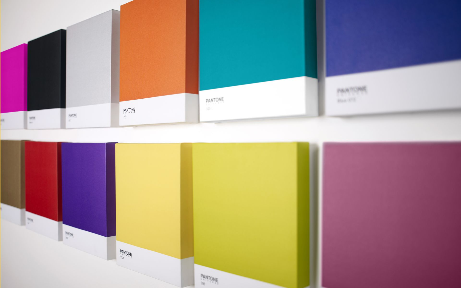 Color Blocking Walls - econhomes.com