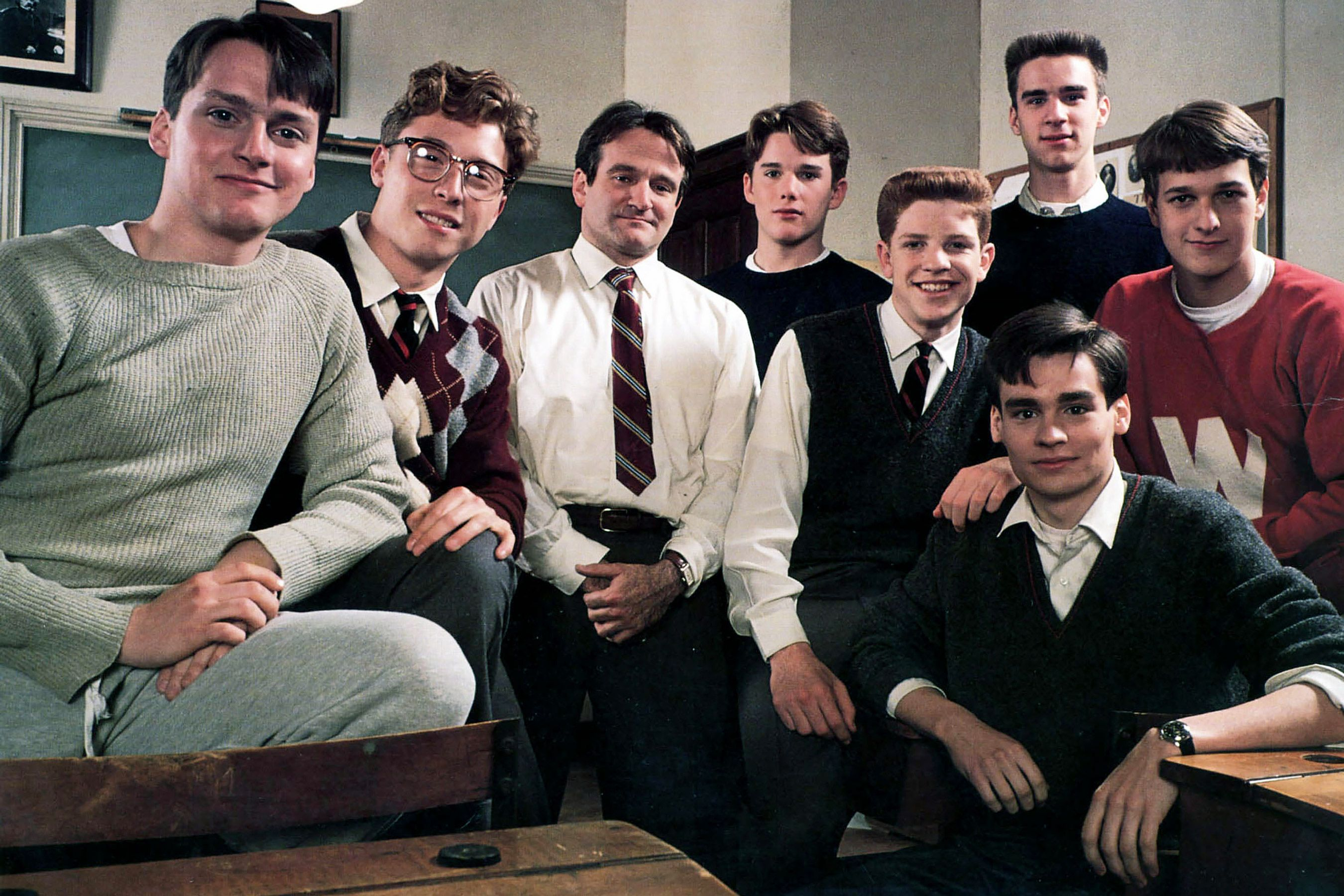 Carpe Diem! Dead Poets Society Turns 30: See Where the Cast Is Now