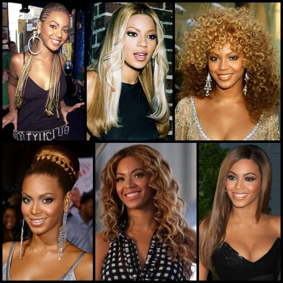 Brilliant Beyonce Hairstyle Evolution From Braided Hair To Bouncy 80S Schematic Wiring Diagrams Phreekkolirunnerswayorg