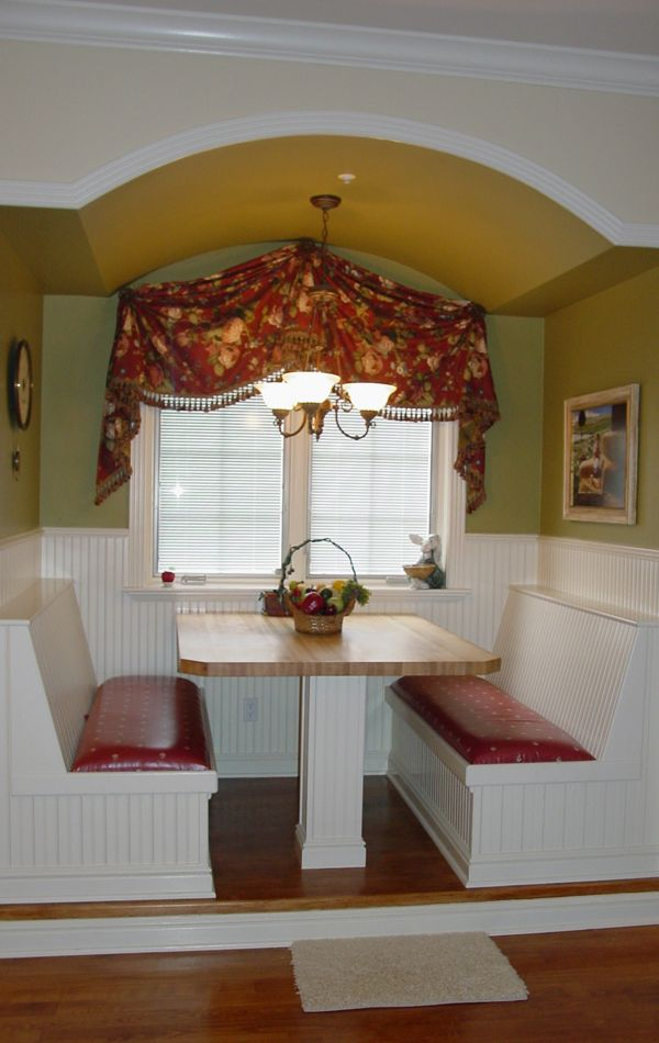 French Country Valances For Kitchen Window Treatments - French country valances
