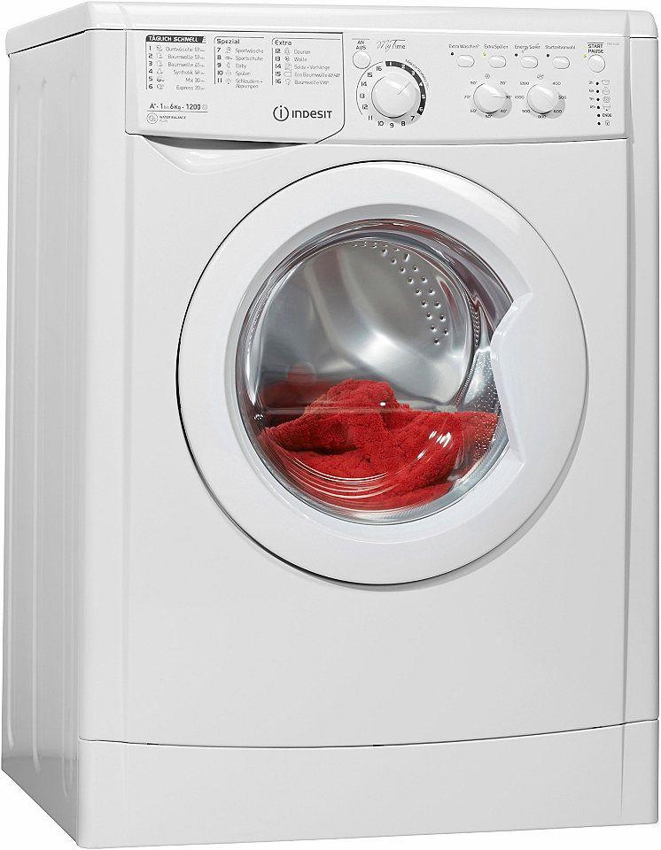 Indesit Waschmaschine Ewc 61281 W De 6 Kg 1200 U Min Wama