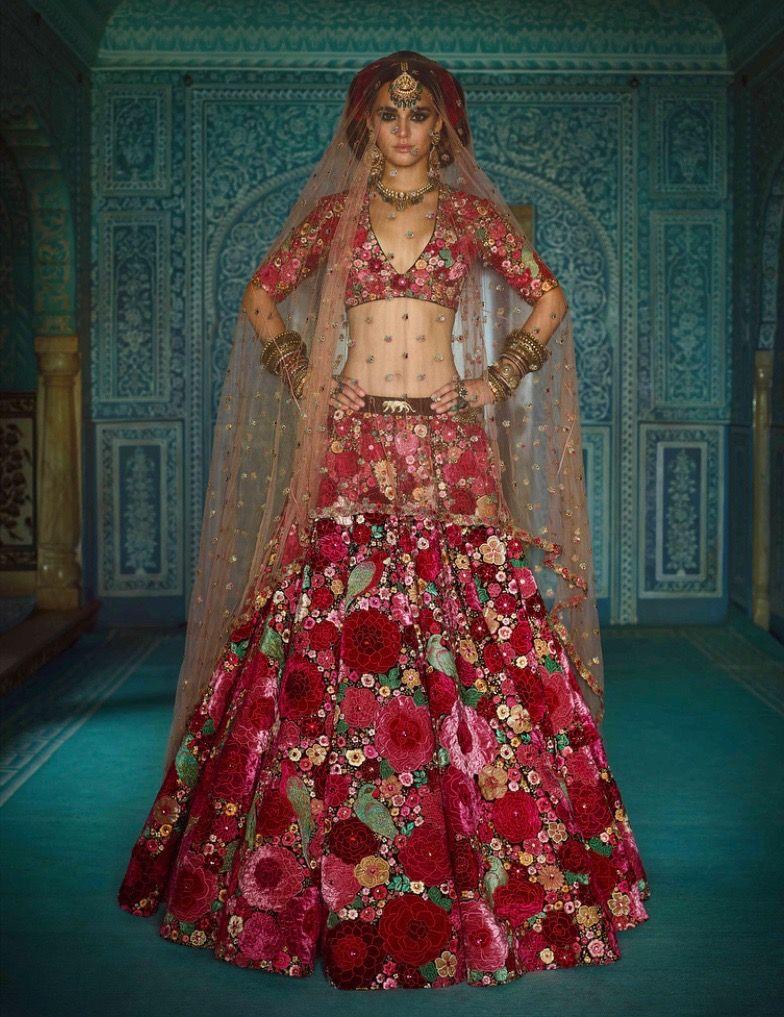 Pin by suad habib on lehenga pinterest indian fashion wedding