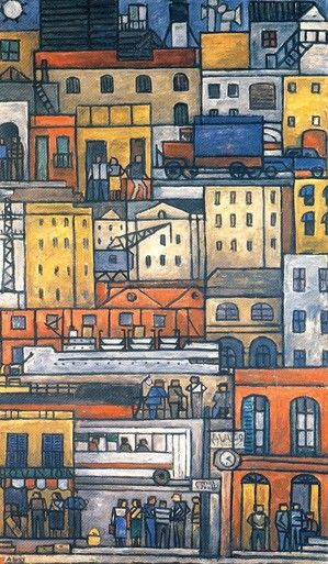 Arte Del Uruguay Pagina Web De Asociacioncharruadetenerife Artist Colorful Art European Paintings