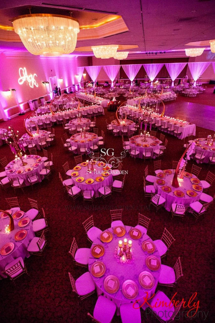 Table formations, wedding reception, rounds, rectangles, Suhaag ...