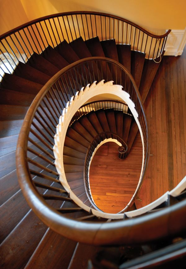 Best Southern Living Inspiration House Staircase Russell 640 x 480
