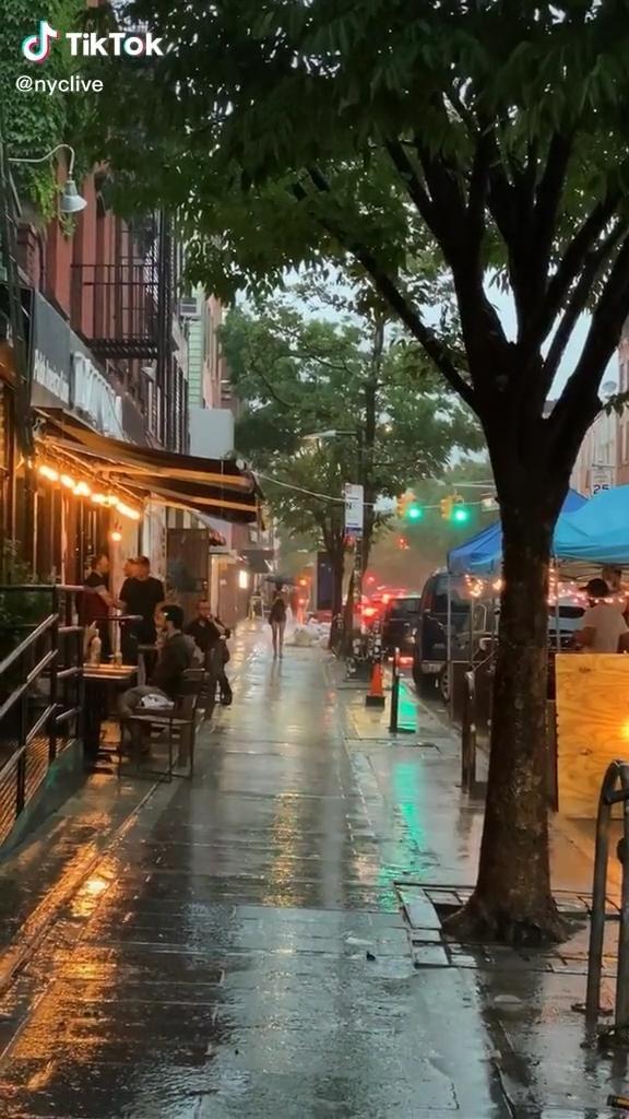 Do you love rain?