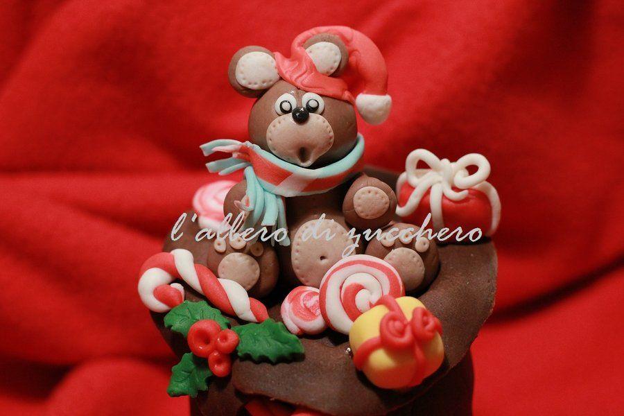 A Teddy Bear by lalberodizucchero