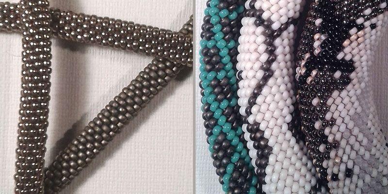 tuto bracelets colliers spirales perles rocaille au crochet diy pinterest tuto bracelet. Black Bedroom Furniture Sets. Home Design Ideas