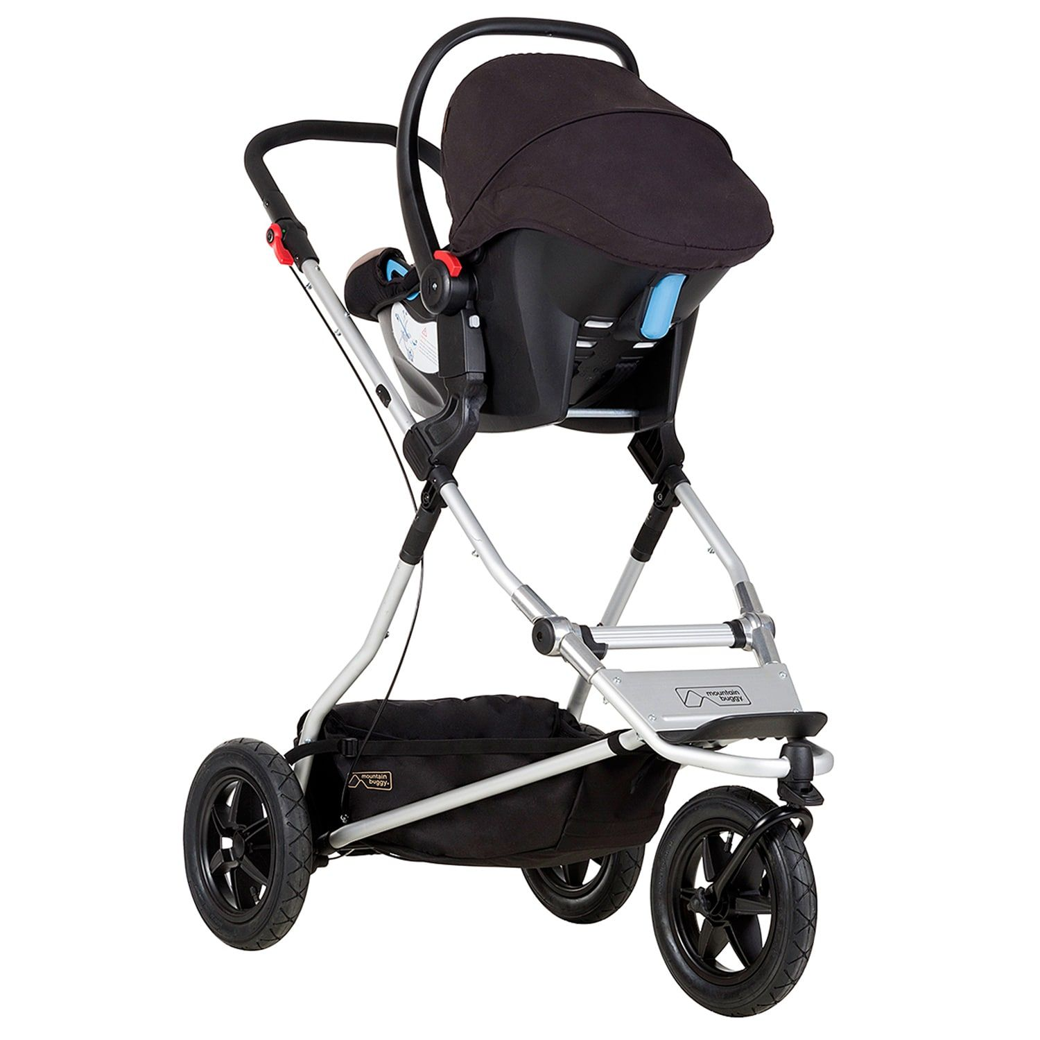 Mountain Buggy Plus One Inline Double Stroller in 2020