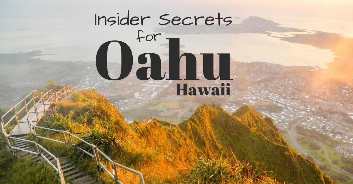 Insider Secrets to Travel Like a Local on Oahu | Oahu ...