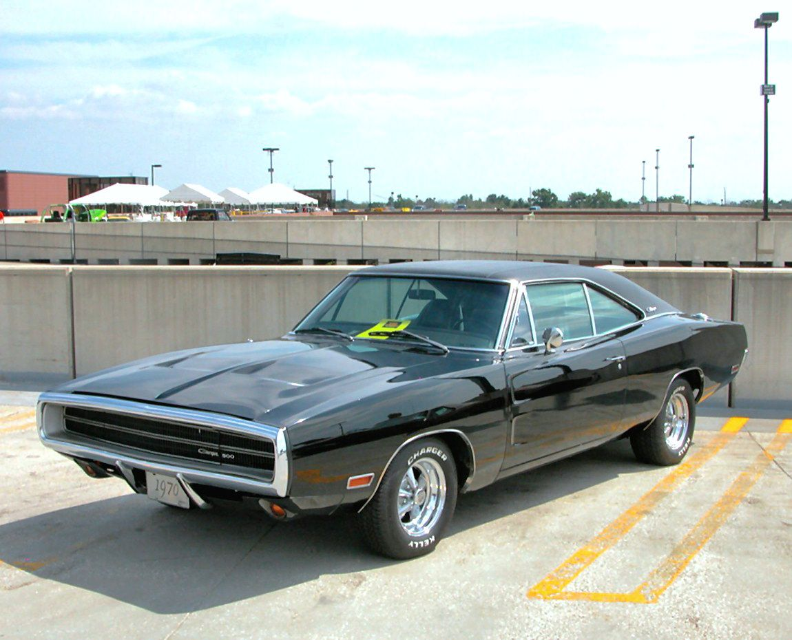 Dodge charger 1968 1970 2nd generation