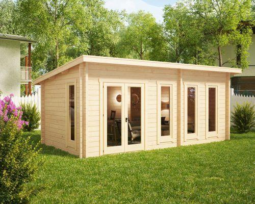 Gartenhaus mit Pultdach Liam Gartenhaus pultdach