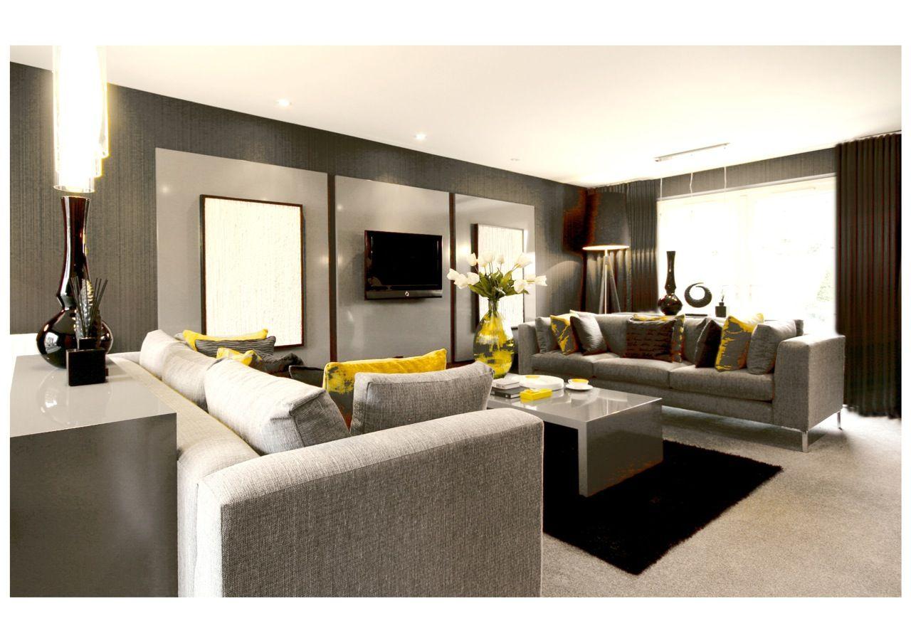 Show Home Living Room Designs - Show houses interior design