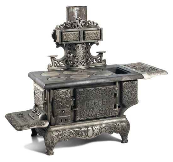 American Cast Iron Toy Stove Eagle By Lancaster Brand 800 1200 Auctions Online Proxibid Antiques Cast Iron Antique Toys