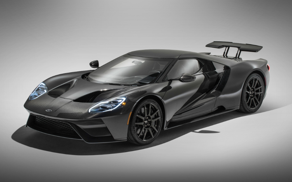 2020 Ford Gt Liquid Carbon In 2020 With Images Ford Gt Super