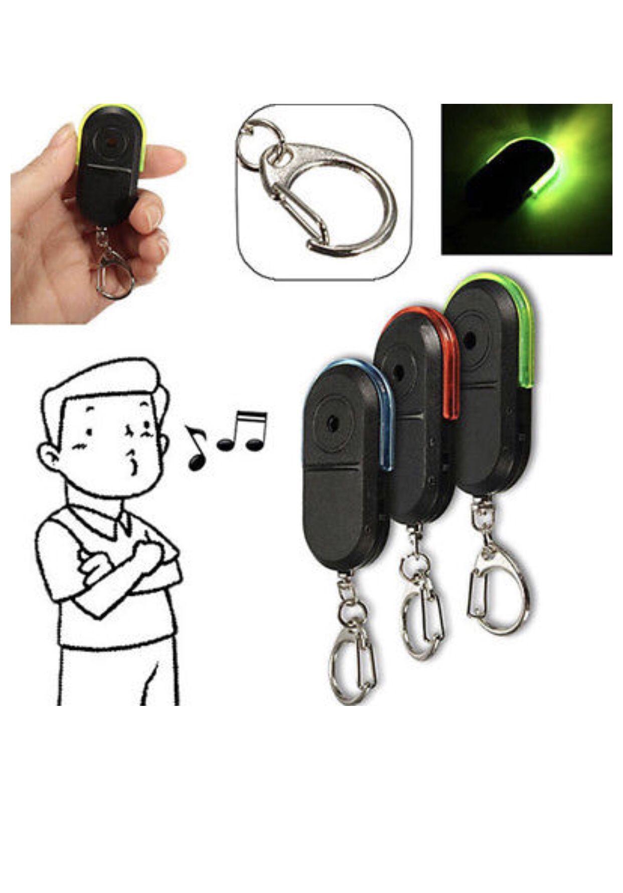 Car Key Whistle Finder Lost Keys Cool Gadgets Key Finder
