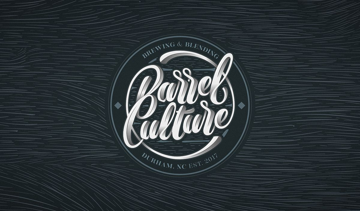 查看此 @Behance 项目: \u201cBarrel Culture - Logotype Design Process + 4K Timelapse\u201d https://www.behance.net/gallery/51465271/Barrel-Culture-Logotype-Design-Process-4K-Timelapse
