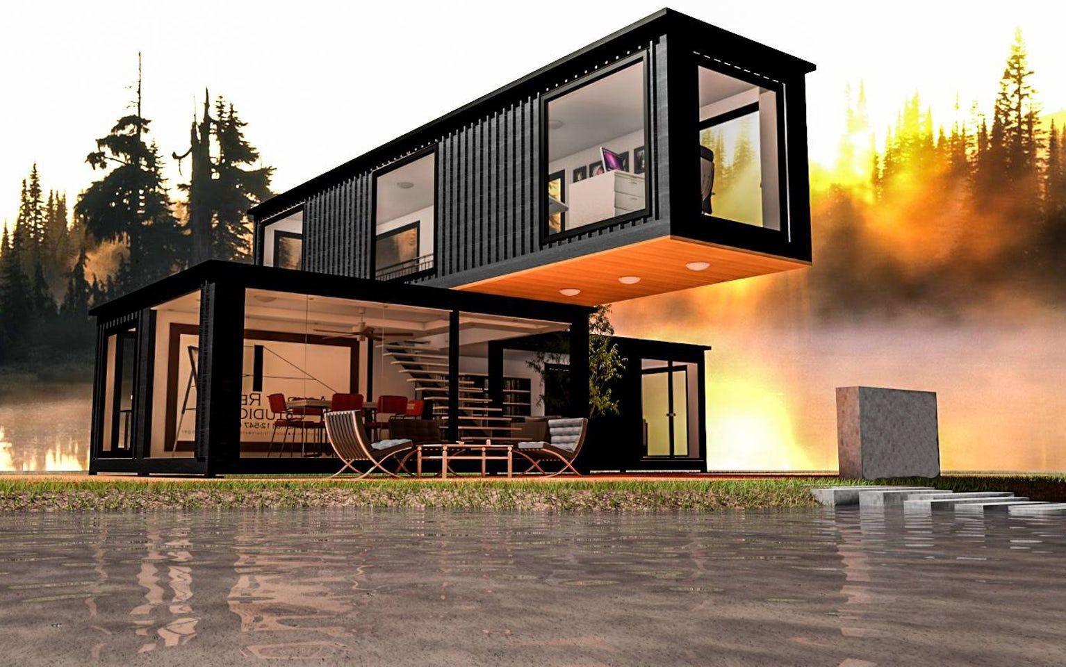 Container Haus Die schönsten Containerhäuser des Jahres