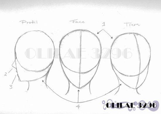 photos comment dessiner un visage manga etape par etape dessins pinterest visage manga. Black Bedroom Furniture Sets. Home Design Ideas