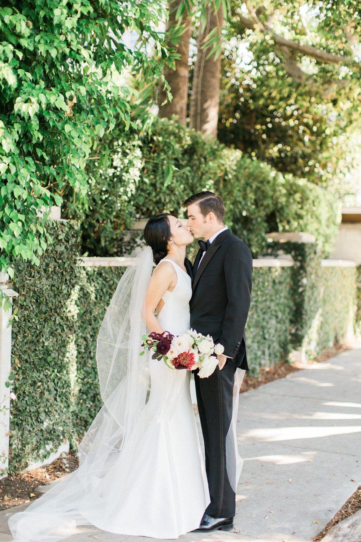 First Look Mr C S Beverly Hills Wedding Planner Moxie Bright Events Fls Pavan Fl Photography Koman