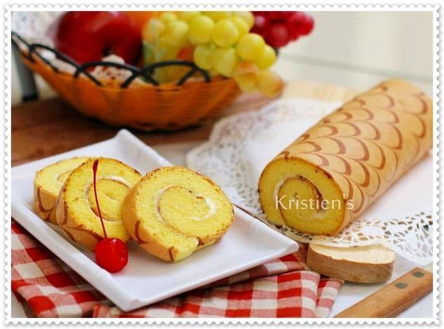 Resep Bolu Gulung Sangat Lembut Ekonomis 6 Telur Aja Oleh Tintin Rayner Resep Makanan Dan Minuman Resep Makanan Makanan