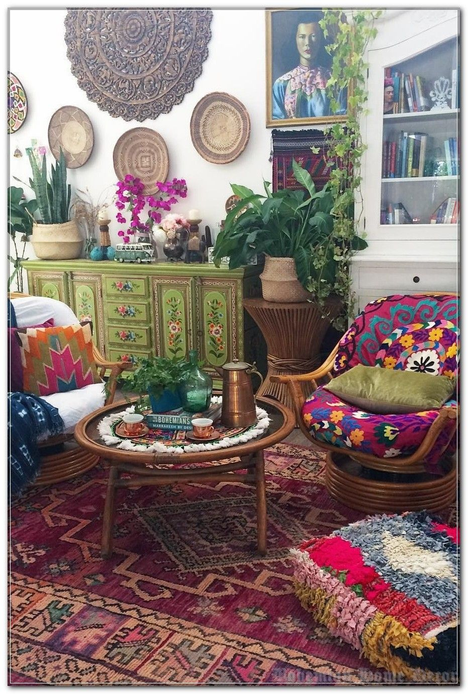 10 Ways To Reinvent Your Bohemian Home Decor