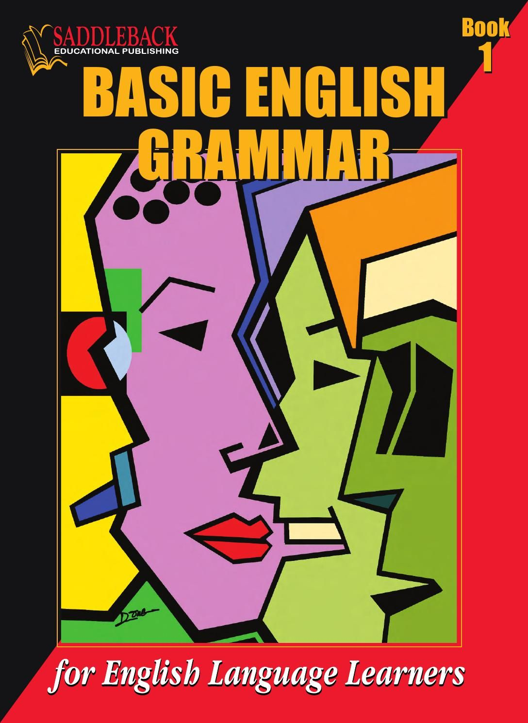 Basic English Grammar 1 Basic English Grammar Book 1