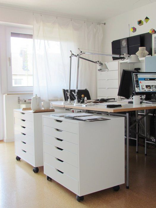 wohnen ist auch mein beruf zu besuch bei ich natalie in bruchsal workspaces spaces and. Black Bedroom Furniture Sets. Home Design Ideas