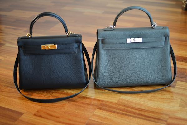 0b41e2ceb18c ... get brand new hermès kelly bag 28 togo vert fonce ghw with shoulder  strap shoulder straps