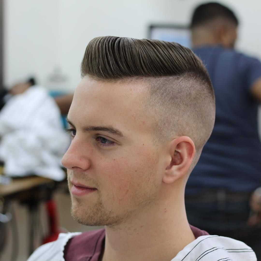 Flattops And Other Great Haircuts Photo Fade Haircut Pinterest