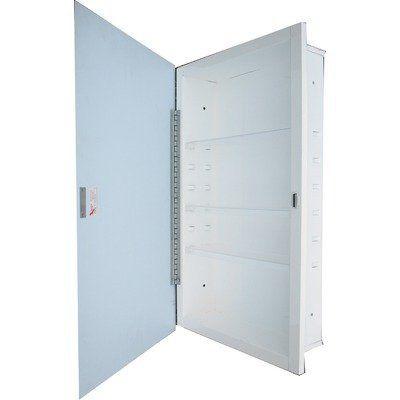 "Raised Panel 16"" x 26"" Medicine Shelf Type 3"