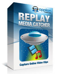 replay video capture serial number
