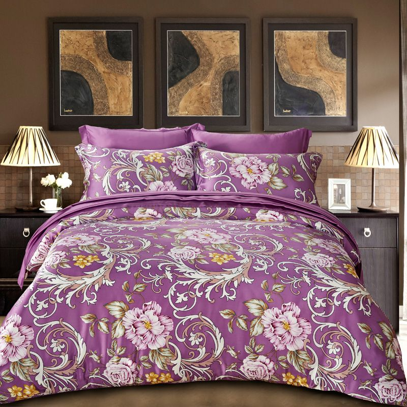 Silk Bed Sheets Egyptian Silk Bed Sheets